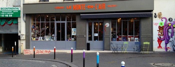Le Monte en l'Air is one of Posti salvati di Dis-moi.