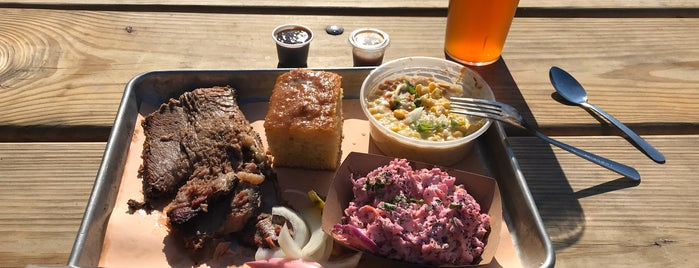 Wood's Chapel BBQ is one of Atlanta Spots.