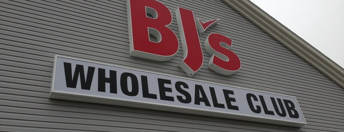 BJ's Wholesale Club is one of Lieux qui ont plu à Jim.