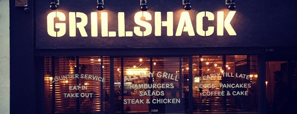 Grillshack is one of London To Do.