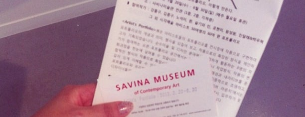Savina Artmuseum is one of artartart.