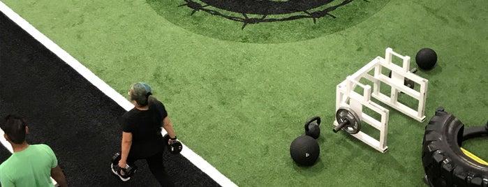 EOS Fitness - Centennial is one of Lieux qui ont plu à Chris.