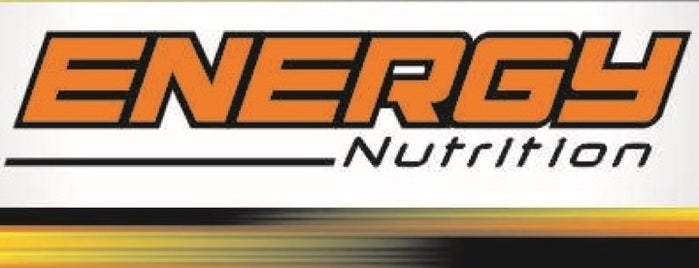 Energy Nutrition is one of Locais curtidos por Alexandre.