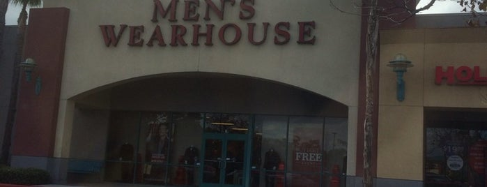 Men's Wearhouse is one of สถานที่ที่ Laura ถูกใจ.