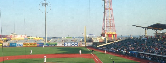 MCU Park is one of Big Apple Venues.