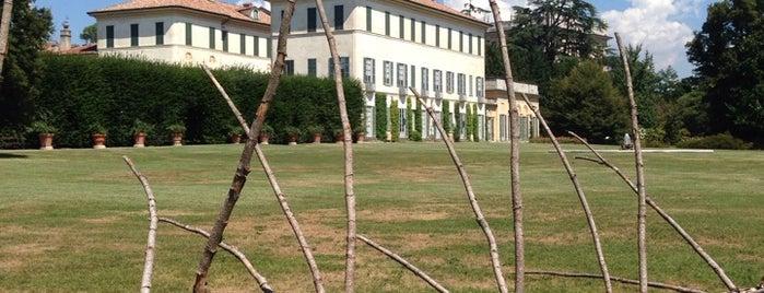 Villa e Collezione Panza is one of Cose da Fare!.
