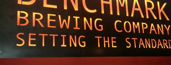 Benchmark Brewing Company is one of Beer Spots.