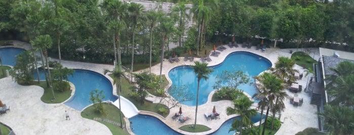 Thistle Hotel Johor Bahru is one of Neu Tea's Nav.