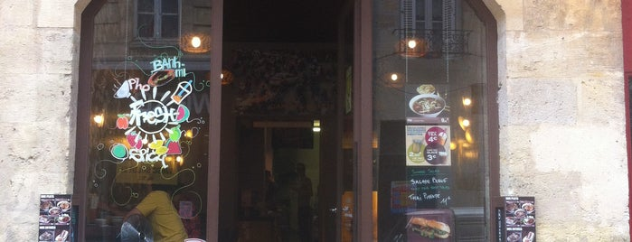Pho. is one of Must-visit Food in Bordeaux.