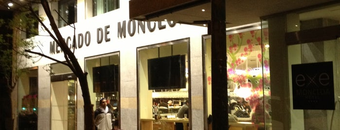 Mercado de Moncloa is one of Best of.