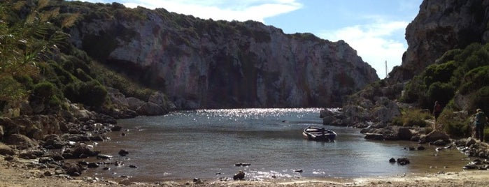 Cales Coves is one of Top Menorca.