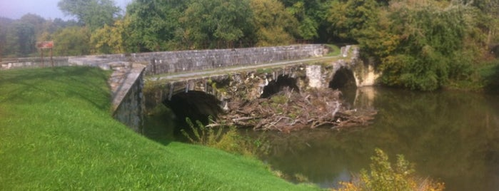 C&O Canal National Historical Park is one of Maryland Activities Bucket.