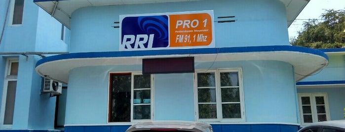 RRI Pro 1 is one of Orte, die Ammyta gefallen.