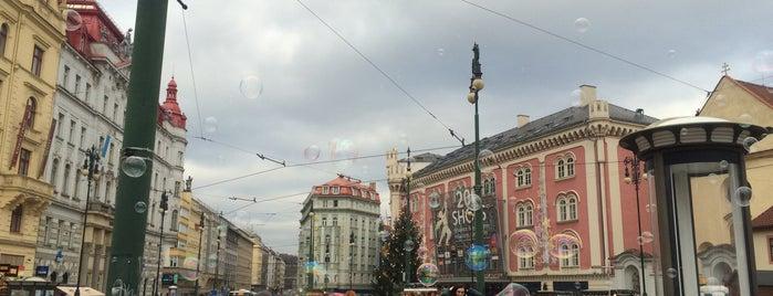 Platz der Republik is one of Kurztrip nach Prag.