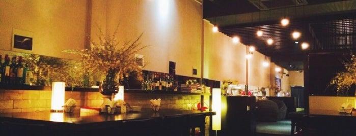 Achaya Cafe is one of Lieux sauvegardés par Bo.