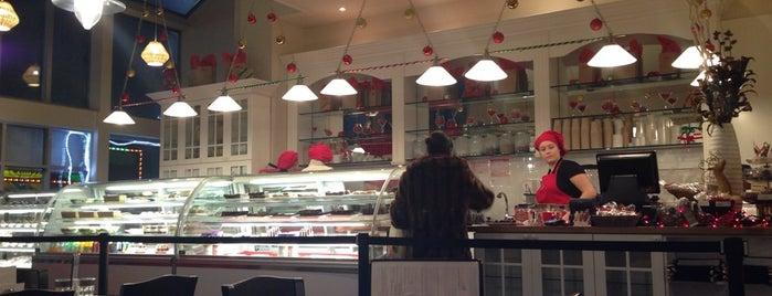 Juliette & Chocolat is one of Orte, die Crystal gefallen.