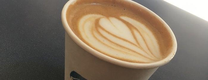 Satan's Coffee is one of Locais curtidos por A.