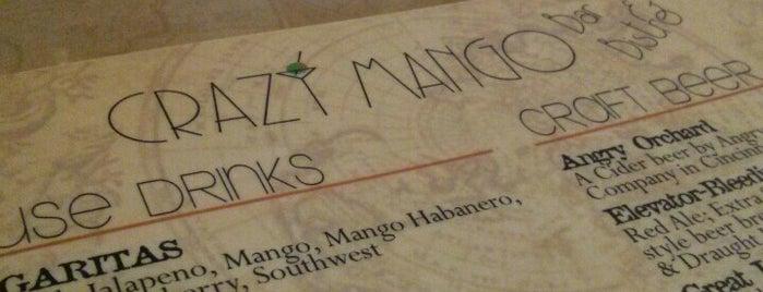 Crazy Mango is one of Walter : понравившиеся места.