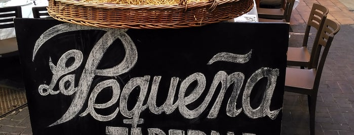 La Pequeña Taberna is one of Orte, die Miguel gefallen.