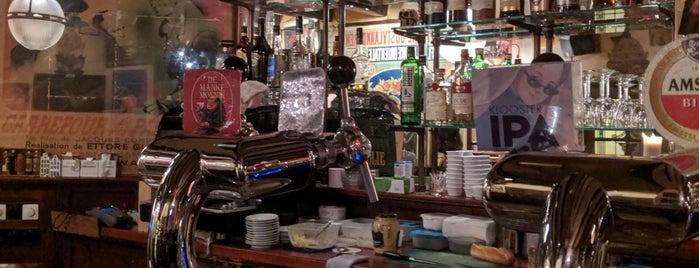 Cafe Genootschap Der Geneugten is one of Tempat yang Disukai Vangelis.