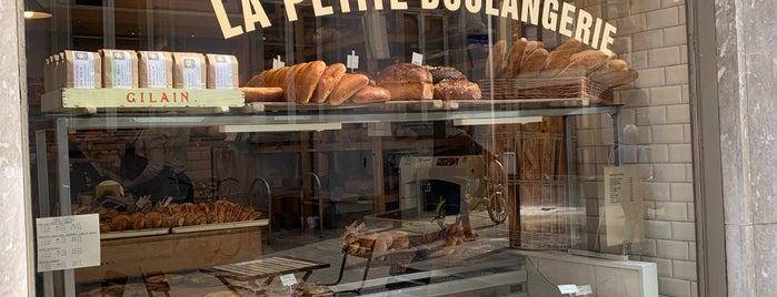La Petite Boulangerie is one of Locais salvos de Gerrit.