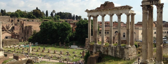 Roma Forumu is one of My Rome ToDo List.