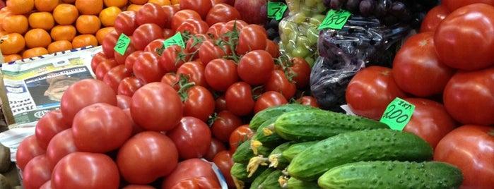 Сельскохозяйственный рынок is one of Posti che sono piaciuti a Andrey.