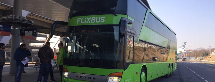 Busterminal Köln/Bonn Airport is one of FlixBus.