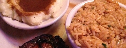 Texas Roadhouse is one of My favoite places in USA.