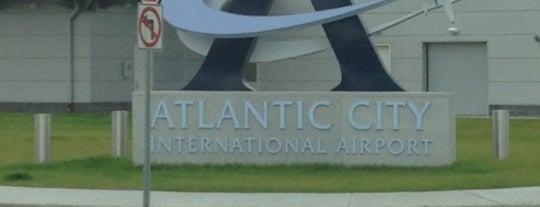Atlantic City International Airport (ACY) is one of Flyin' Around the Globe.