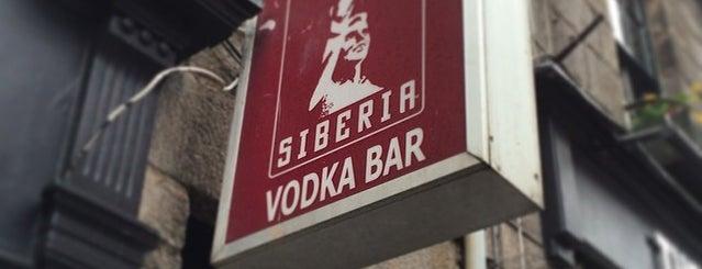 Siberia Vodka Bar is one of Ida 님이 저장한 장소.