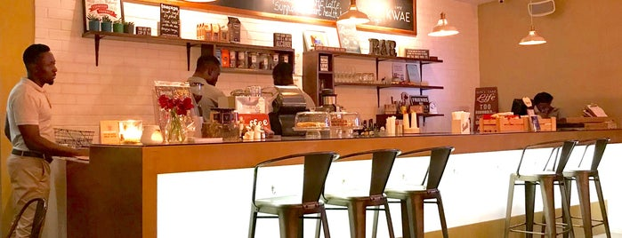 Café Kwae is one of Lieux qui ont plu à Helene.