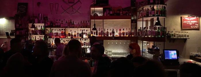 Starline Social Club is one of Bars.