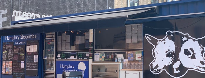 Humphry Slocombe is one of Drew 님이 저장한 장소.
