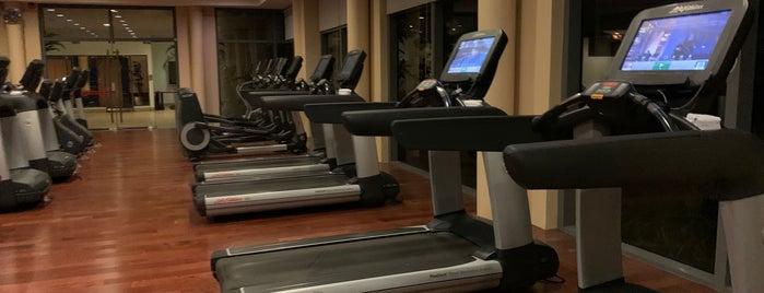 Fitness Centre (The Ritz-Carlton Jakarta Mega Kuningan) is one of Denisさんのお気に入りスポット.