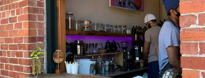 The Hidden Cafe is one of SF Chronicle.