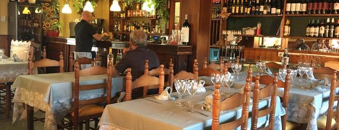 Restaurant Montseny is one of Marta'nın Beğendiği Mekanlar.
