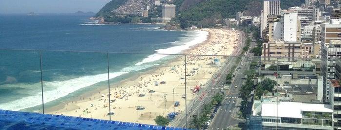 Espaço 7zero6 is one of RIO Comes & Bebes.