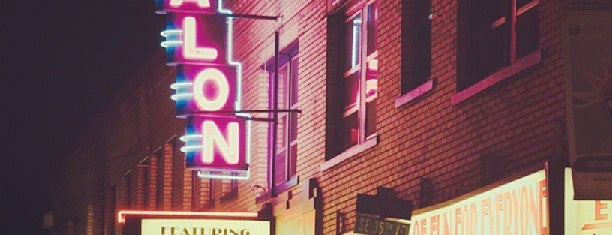 Avalon Theater & Wunderland is one of Portlandia Pilgrimage.