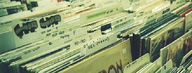 Jackpot Records is one of Portlandia Pilgrimage.