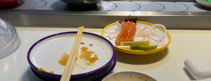 Yo! Sushi is one of Federicoさんのお気に入りスポット.