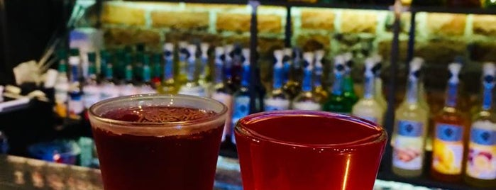 Lumi Shot Bar is one of top venues round the world.