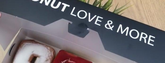 Donut Box is one of Kuzey Kıbrıs Türk Cumhuriyeti🇹🇷.