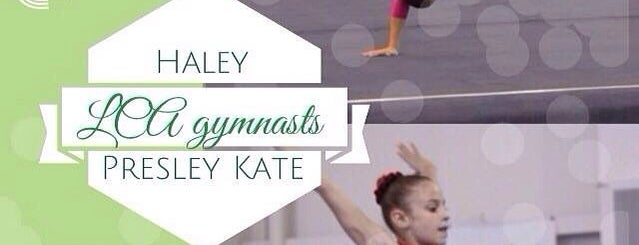 WOGA Gymnastics is one of Ray'ın Beğendiği Mekanlar.