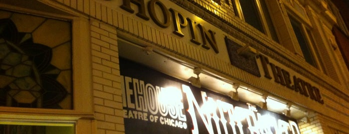 Chopin Theatre is one of Chicago's Best Performing Arts - 2012.