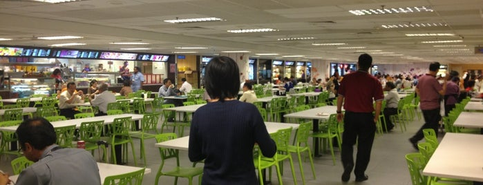 Orchis Food Court (T1 Staff Canteen) is one of Tempat yang Disukai Bhan.