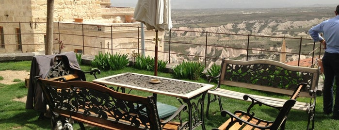 Kale Konak Cave Hotel is one of Küçük ve Butik Oteller Türkiye.