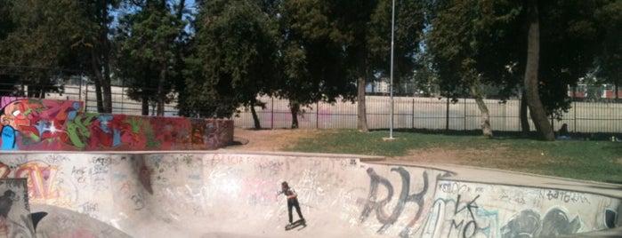 Skatepark Parque O'Higgins is one of Santiago.