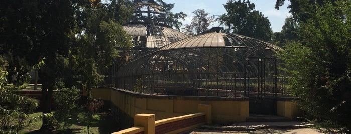 Invernadero Quinta Normal is one of Santiago.