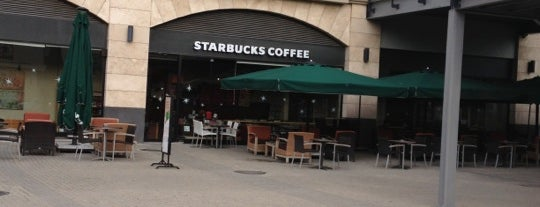 Starbucks is one of Check-in liste - 2.